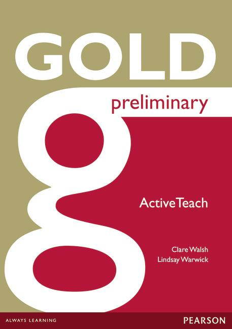 New Gold Preliminary Active Teach CD-ROM