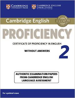 Cambridge English Proficiency 2 (for Updated Exam) Student's Book without Answers