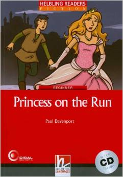 Red Series Fiction Level 2: Princess on the Run + CD