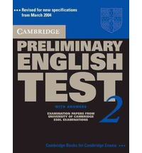 Cambridge Preliminary English Test 2 Student's Book Self-study Pack