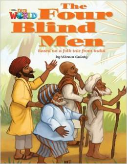 Our World Readers Level 3: The Four Blind Men