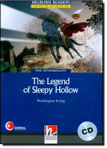 Blue Series Classics Level 4: The Legend of Sleepy Hollow + CD