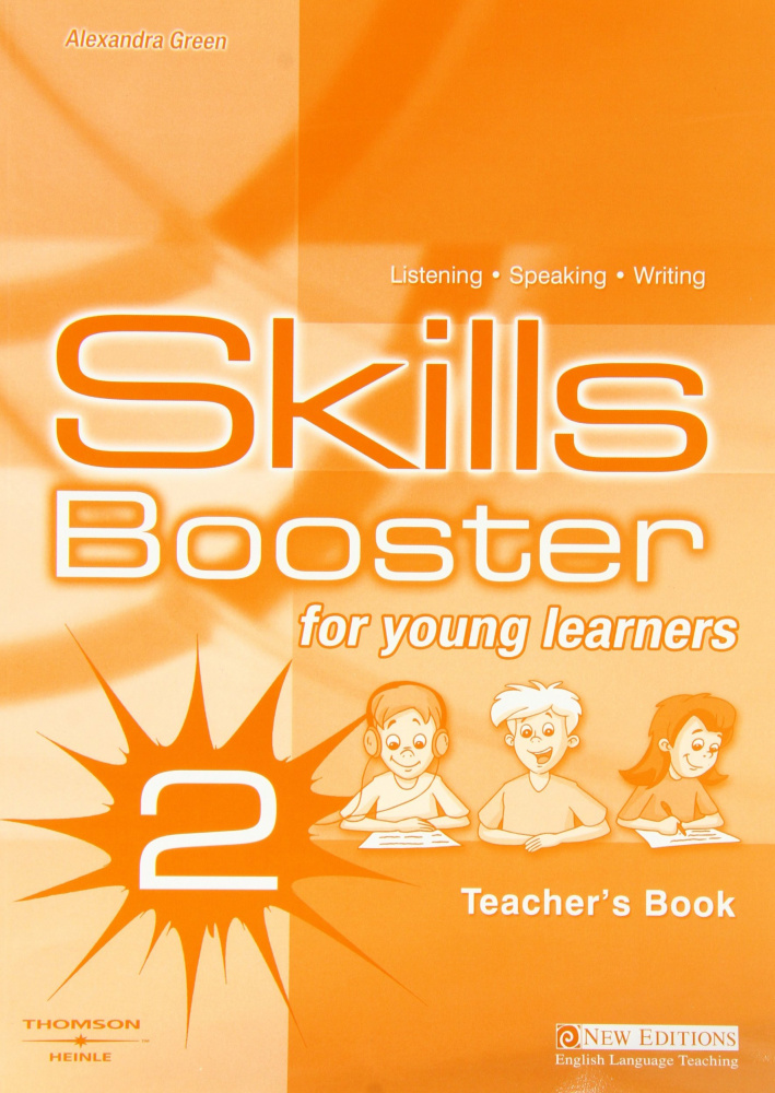 Skills Booster 2 Elementary Young Learner Teacher's Book