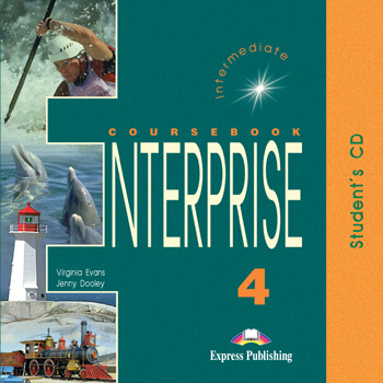 Enterprise 4 Student's Audio CD
