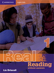 Cambridge English Skills: Real Reading Level 1 Book without answers