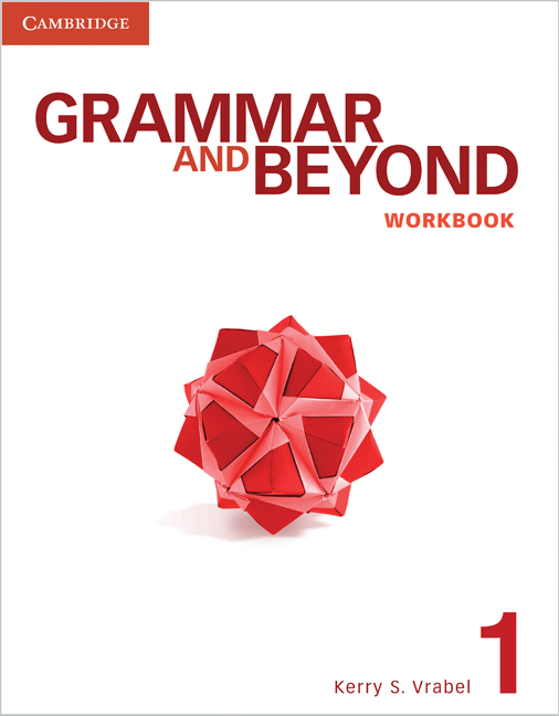Grammar and Beyond 1 Workbook