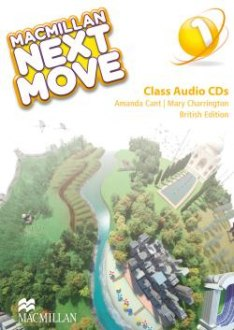 Next Move (Macmillan) Level 1 Class Audio CD