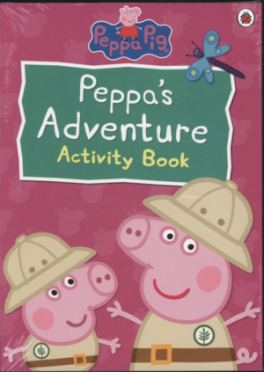 Ladybird: Peppa Pig. Activity Pack