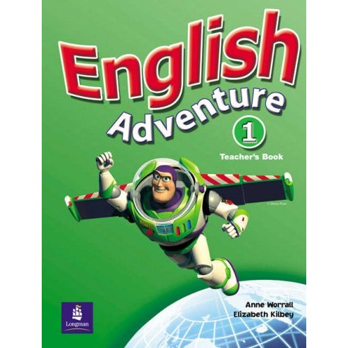 English Adventure 1 Teacher's Book