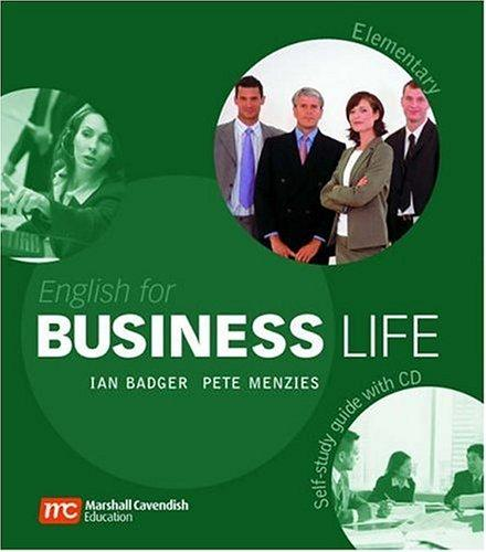 English for Business Life Elementary Self Guide with CD (2)