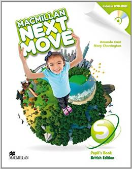 Next Move (Macmillan) Starter Student's Book Pack