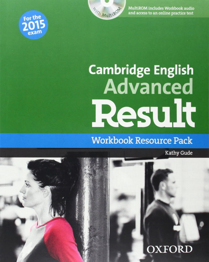 Cambridge English Advanced Result Workbook Resource Pack without Key (For 2015 Exam)