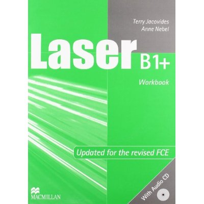 Laser B1+ Workbook Without Key (+ Audio CD)