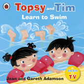Ladybird: Topsy and Tim: Learn to Swim  (PB)