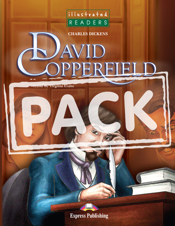 Illustrated Readers Level 3  David Copperfield (+ Audio CD)