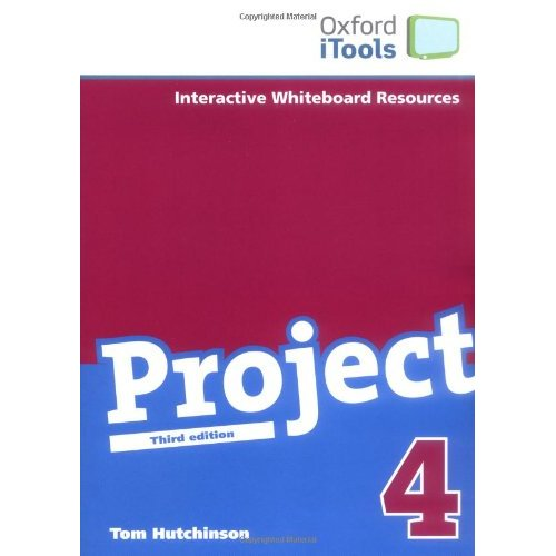 Project 4 Third Edition iTools