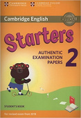 Cambridge English (for Revised Exam from 2018) Starters 2 Student's Book