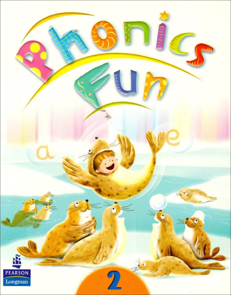 Phonics Fun 2 Student Book
