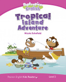 Pearson English Kids Readers: Level 2 Poptropica English Tropical Island Adventure