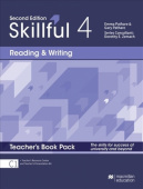 Skillful Second Edition 4 Reading and Writing Premium Teacher's Book Pack