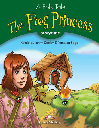 Stage 3 - The Frog Princess Pupil's Book