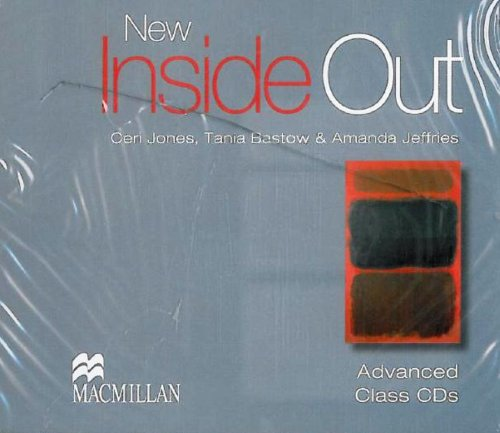 New Inside Out Advanced Class Audio CDs (Лицензия)