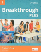 Breakthrough Plus 2nd Edition 3 DSB