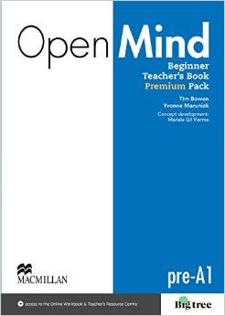 Open Mind Beginner Teacher's Book Premium Pack