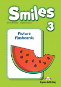 Smiles 3 Picture Flashcards