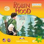 Illustrated Readers Level 1 Robin Hood. DVD-ROM. PAL (DVD Case)