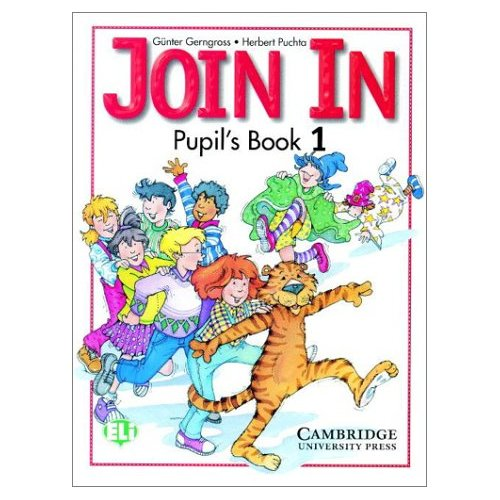 Join In 1 Pupil's Book