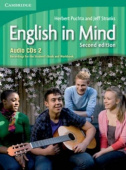 English in Mind 2nd Edition Level 2 Audio CDs (3)