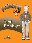 Welcome Plus 5 Test Booklet