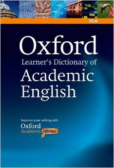 Oxford Learner's Dictionary of Academic English: with CD-ROM