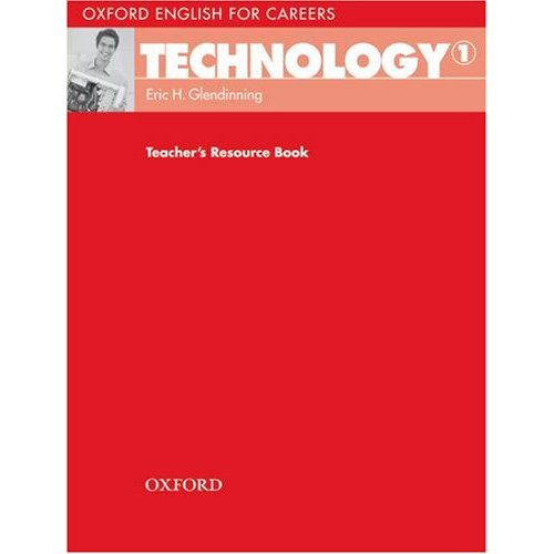 Oxford English for Careers: Technology 1 Teacher's Resource Book