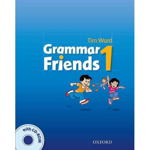 Grammar Friends 1 Student's Book with CD-ROM Pack