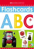 Write and Wipe Flashcards: ABC (26 cards)