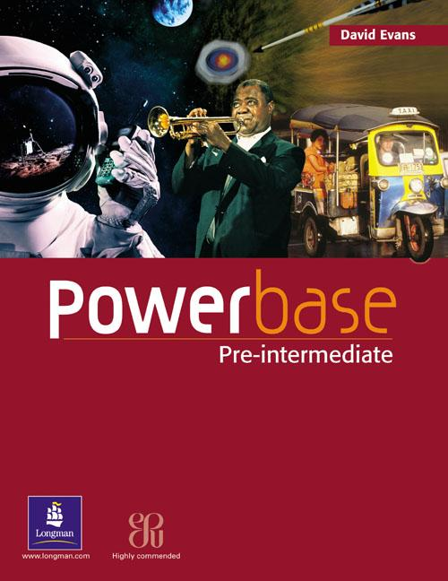 Powerbase Pre-Intermediate Coursebook
