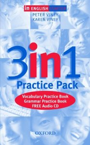 In English Starter 3-in-1 Practice Pack
