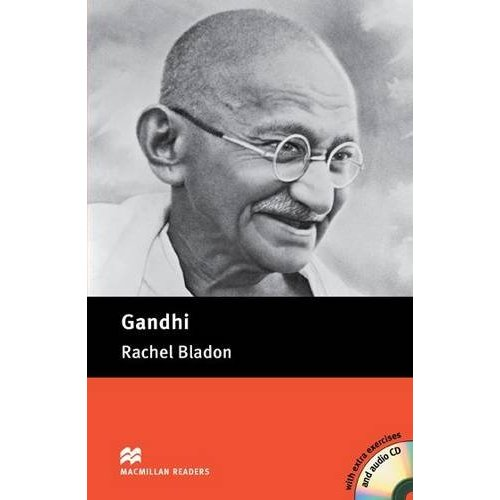 Gandhi (with Audio CD)