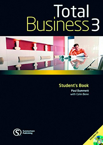Total Business 3 Students Book