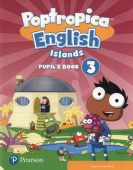 Poptropica English Islands 3 Pupil's Book and Online Game Access Card pack