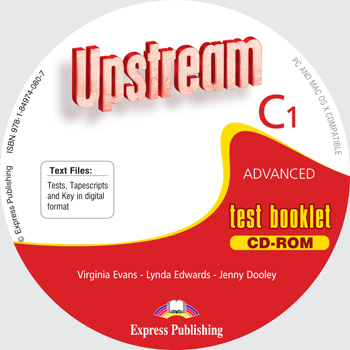 Upstream Advanced C1 Revised Edition Test Booklet CD-ROM