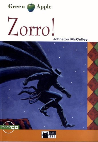 Green Apple Starter:  Zorro! with Audio CD