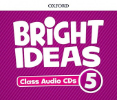 Bright Ideas 5 Audio CDs