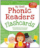 My First Phonic Readers Level 3 Flashcards