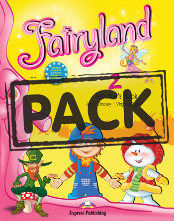 Fairyland 2 Teacher's Book with Posters