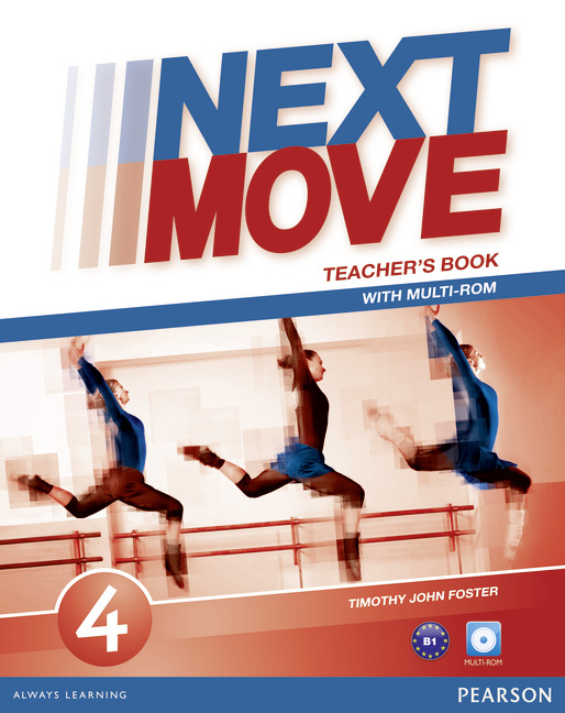 Next Move 4 Teacher's Book & Multi-ROM Pack
