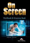 On Screen 2 Workbook & Grammar Book (with Digibook App.)