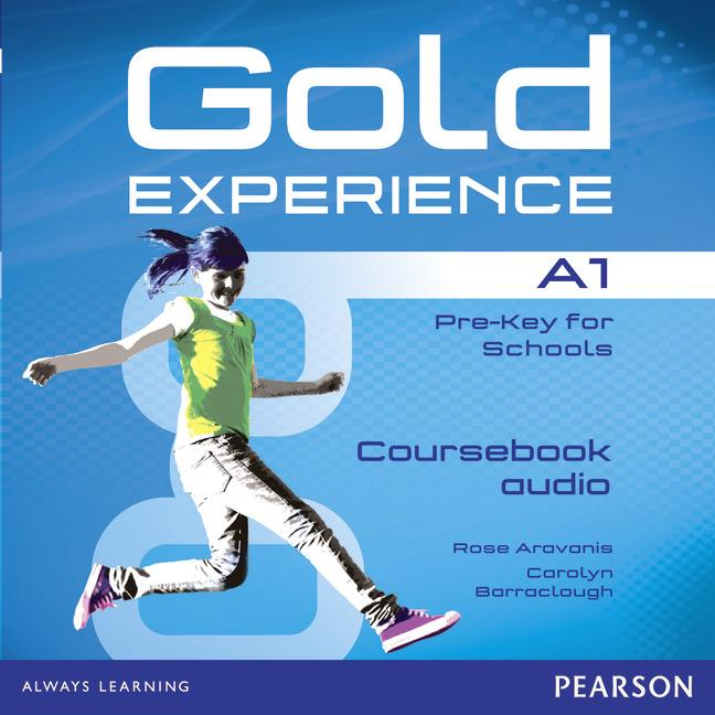 Gold Experience A1 Class Audio CDs (Лицензия)